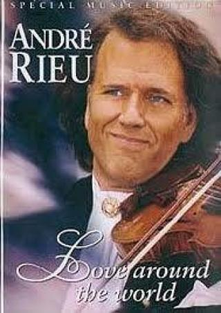 Love Around The World - Rieu André [DVD]
